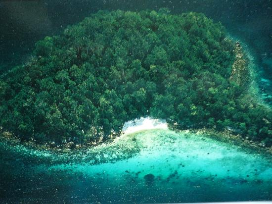 Pulau Payar Marine Park : Pulau Lembu
