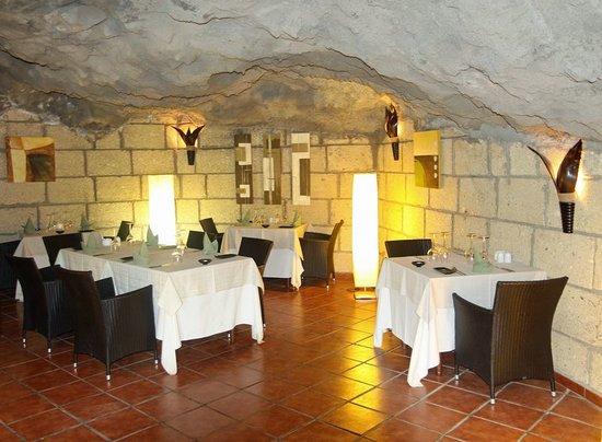 El Autentico: Le restaurant de la grotte