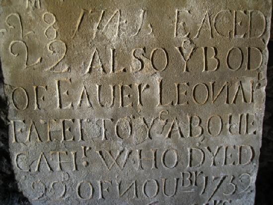 Sligo, İrlanda: Engraving