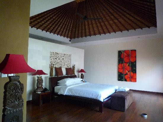 Ellora Villas: ベッドルーム