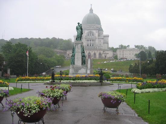 Montreal, Kanada: 聖ジョセフ礼拝堂