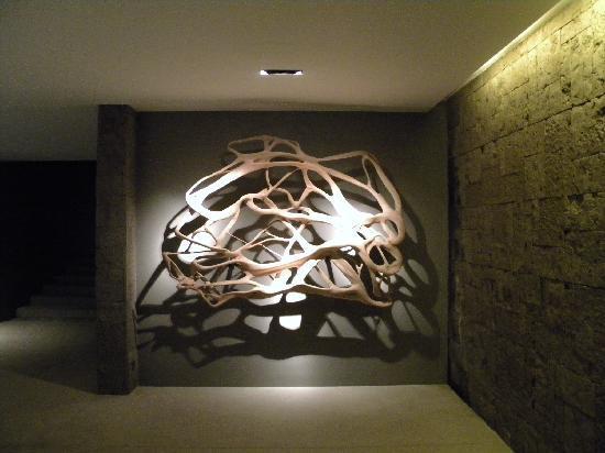 Soori Bali: cool wood sculptures