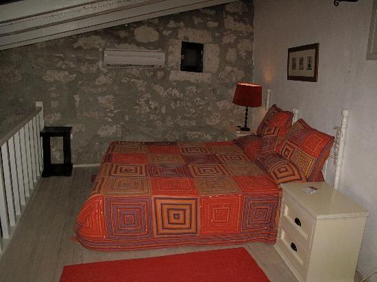 """TashMahal Alacati: chambre""""Provence"""""""