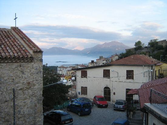 Viggianello, Italia: View from room terrace