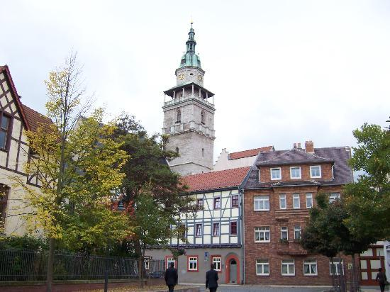 Bad Langensalza, Germania: Die Marktkirche