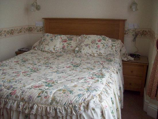 Radnor Guest House: bed