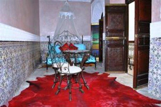 Riad Dar Elghali: Chambre