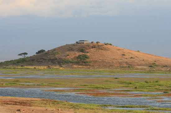 Amboseli National Park, Quênia: Observation Hill