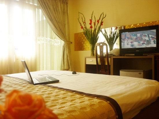 Deluxe double Room - Hanoi Silver Hotel