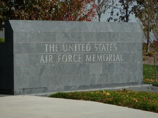 ‪Air Force Memorial‬
