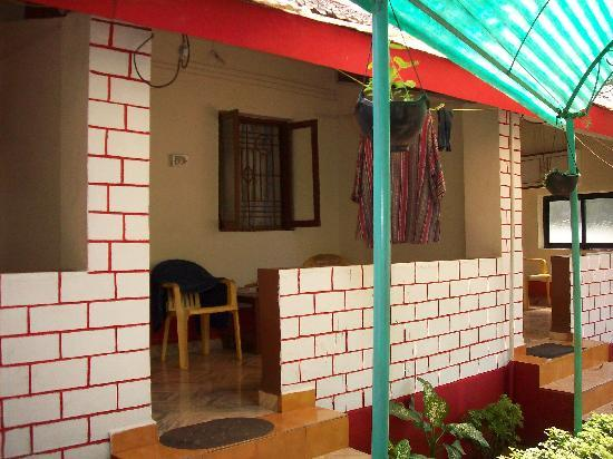 A Bugalow Picture Of Sunset Cottages Calangute Tripadvisor