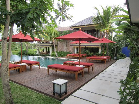 Villa Sabandari: The peaceful modern grounds