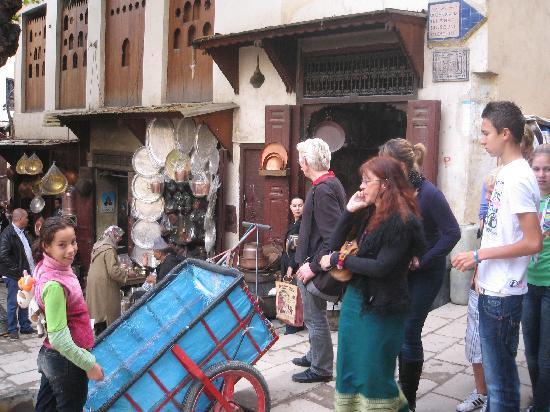 Dar Sienna: Medina