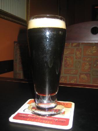 Blackstone Restaurant & Brewery: Baltic Stout
