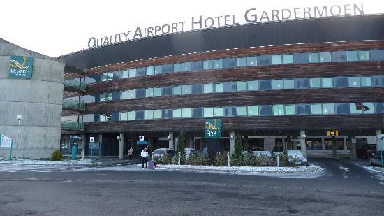 quality airport gardermoen
