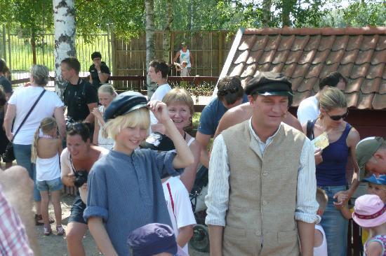 Vimmerby, السويد: Emil og Alfred i Katholt