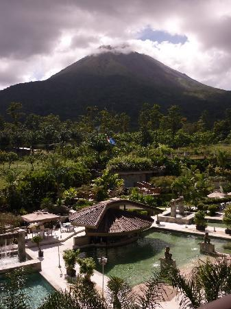 The Royal Corin Thermal Water Spa & Resort: Aerea del hotel