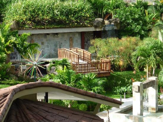 The Royal Corin Thermal Water Spa & Resort: Los jaccusis