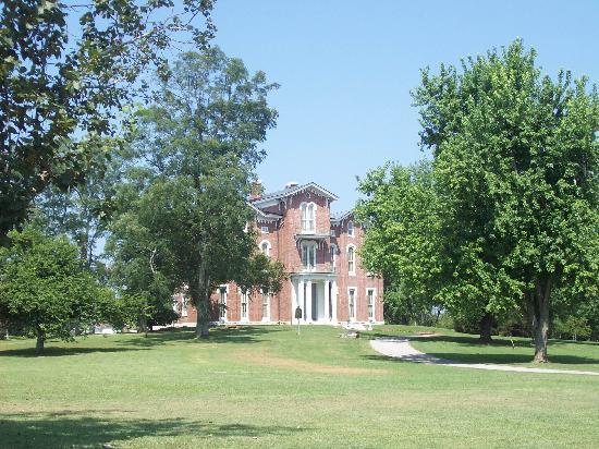 White Hall State Historic Site: White Hall