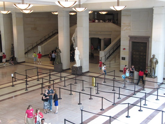 ‪U.S. Capitol Visitor Center‬