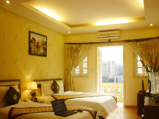 Hanoi Silver Hotel: Executive room