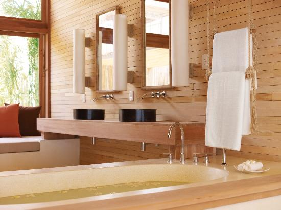 Six Senses Con Dao: Villa Bathroom