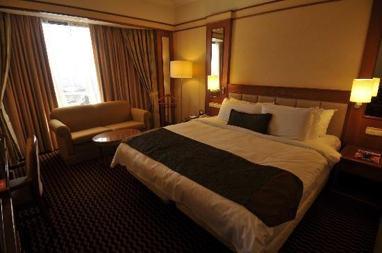 Hotel Jen Penang: The room
