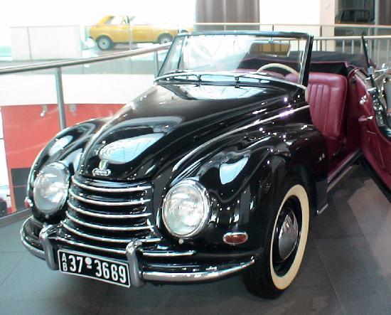 Audi Museum: Audi クラシックカー