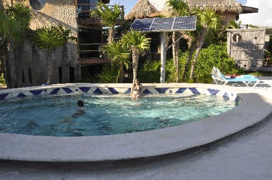Suenos Tulum: pool