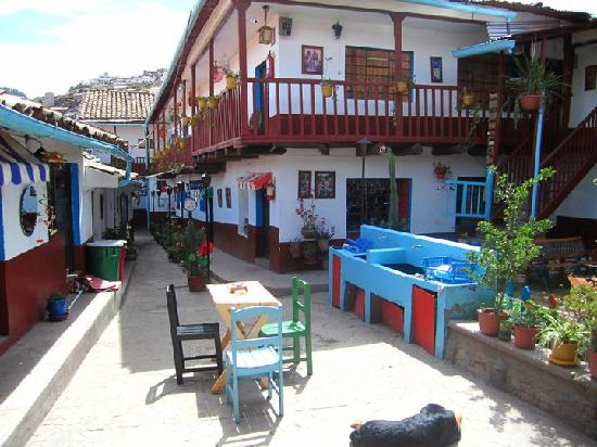 Hostal Magico by day
