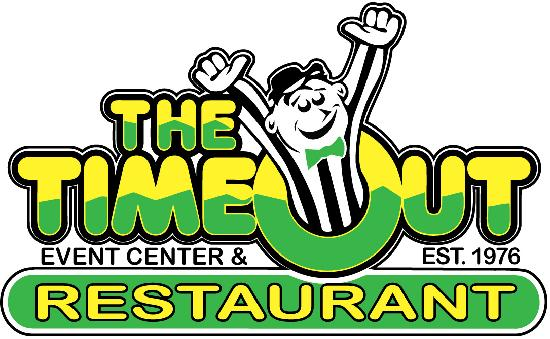 The Timeout Restaurant and Event Center: The Timeout Logo