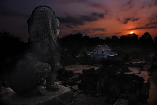 Paradise Angkor Villa Hotel : Temple