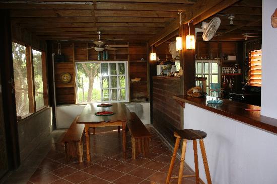Chez Didi: inside restaurant