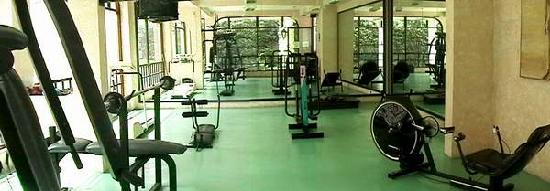 Suites Coyoacan : Gym
