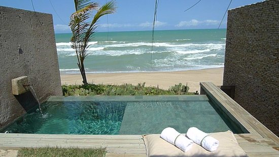 Kenoa - Exclusive Beach Spa & Resort: Foto do Quarto Jaobi Villa