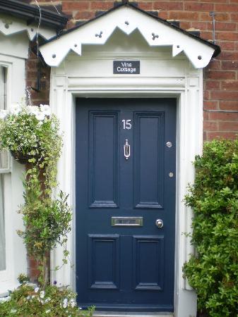 Vine Cottage B&B: Welcome to Vine Cottage