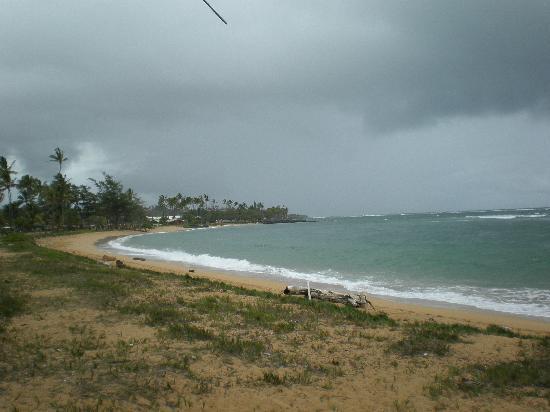 Pono Kai Resort: beach area