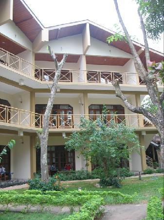 Pelwehera Village Resort : Rooms view