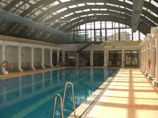 Sheraton Hotel & Convention Center Ankara : Der Pool