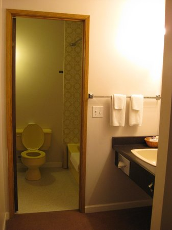 Dilworth Inn : Bathroom area