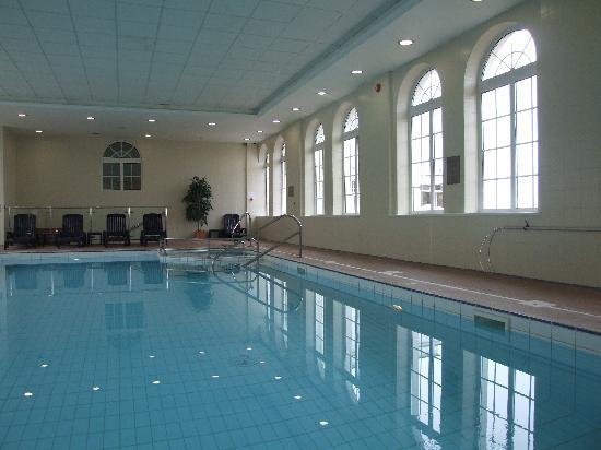 The Palace: Our Genisis Swimming Pool