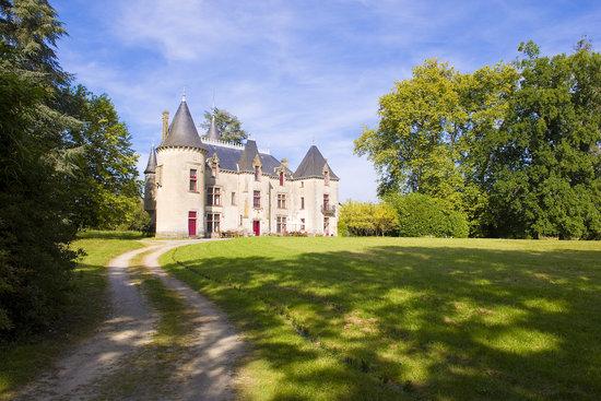 Chateau de Ribagnac