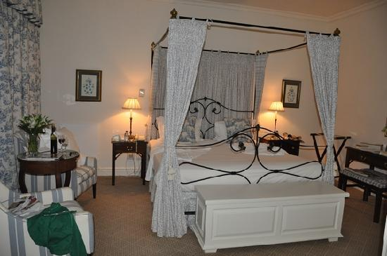 The Marine Hermanus: Double room