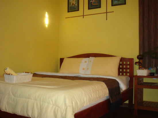 Golden Angkor Hotel: Room Rate: 15$ to 35$