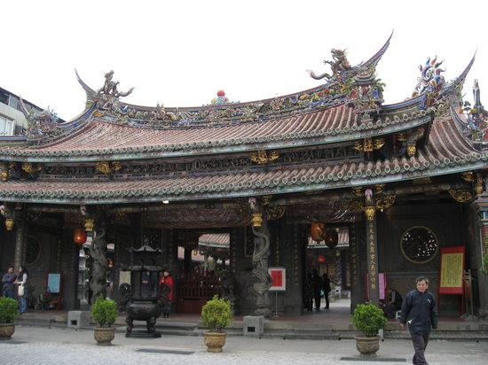 Datong, Tajpej: 保安宮