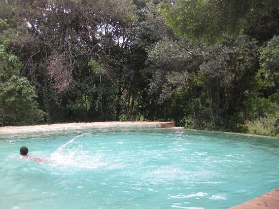 Sekenani Camp: pool