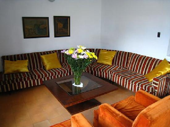 Casa Estudio Su Casa Colombia: Our living room