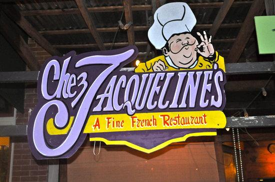 Chez Jacqueline Restaurant