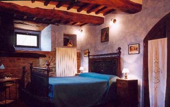 Agriturismo La Fenice: A bedroom