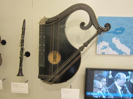 Musical Instrument Museum: MIM